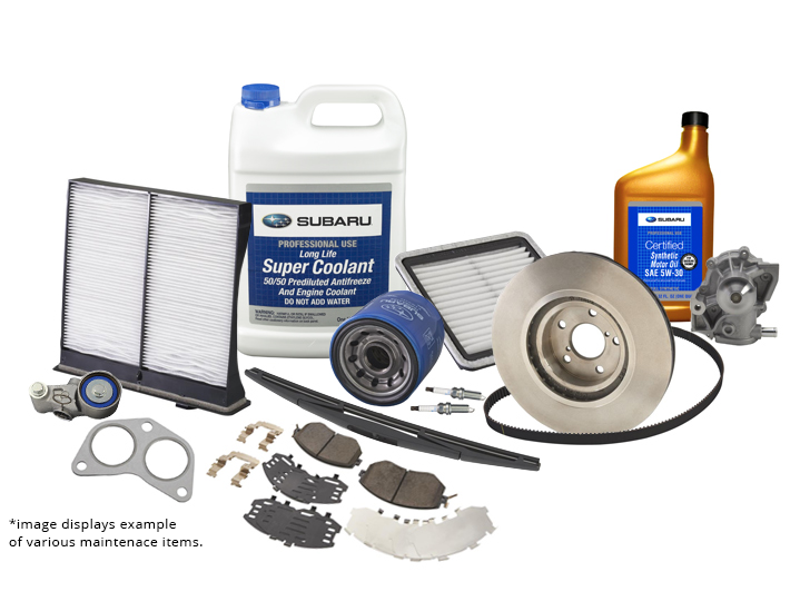 Maintenance Kit 01 - 3k - 2006 Tribeca